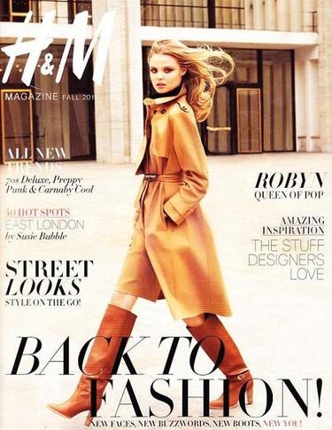 H&M también tiene September Issue