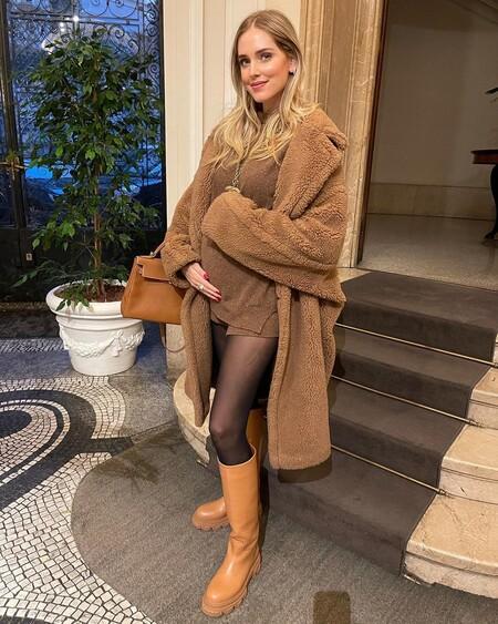 Max Mara Teddy Coat 02