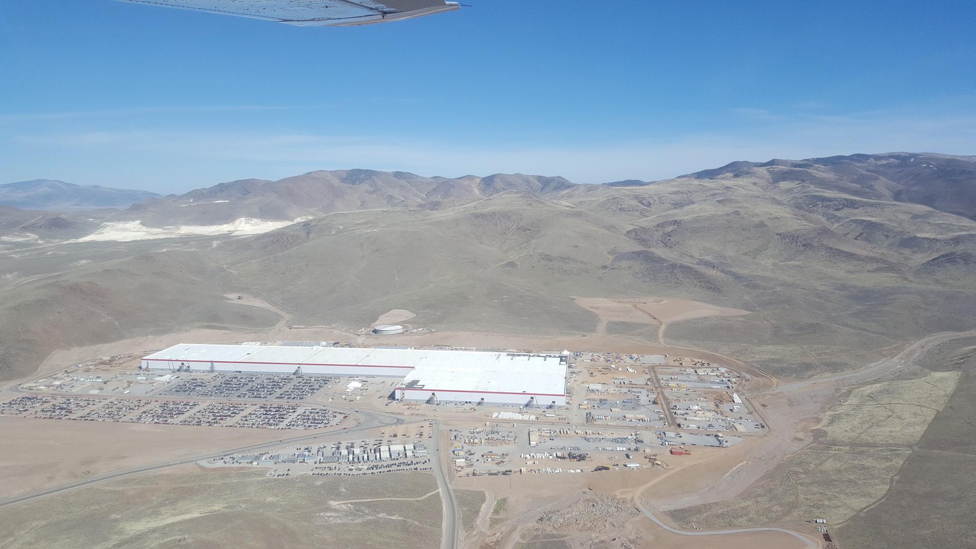Foto de Tesla Gigafactory 1 (1/10)