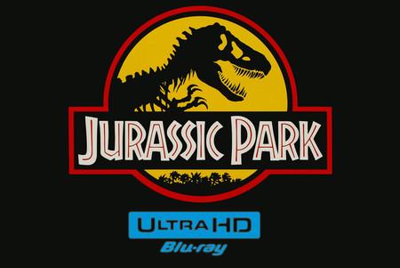 Parque Jurásico también llegará en formato Blu-ray UHD con motivo de la celebración del 25 aniversario