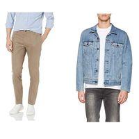Chollos en tallas sueltas de pantalones, polos y chaquetas de marcas como Levi's, Columbia o Givova en Amazon