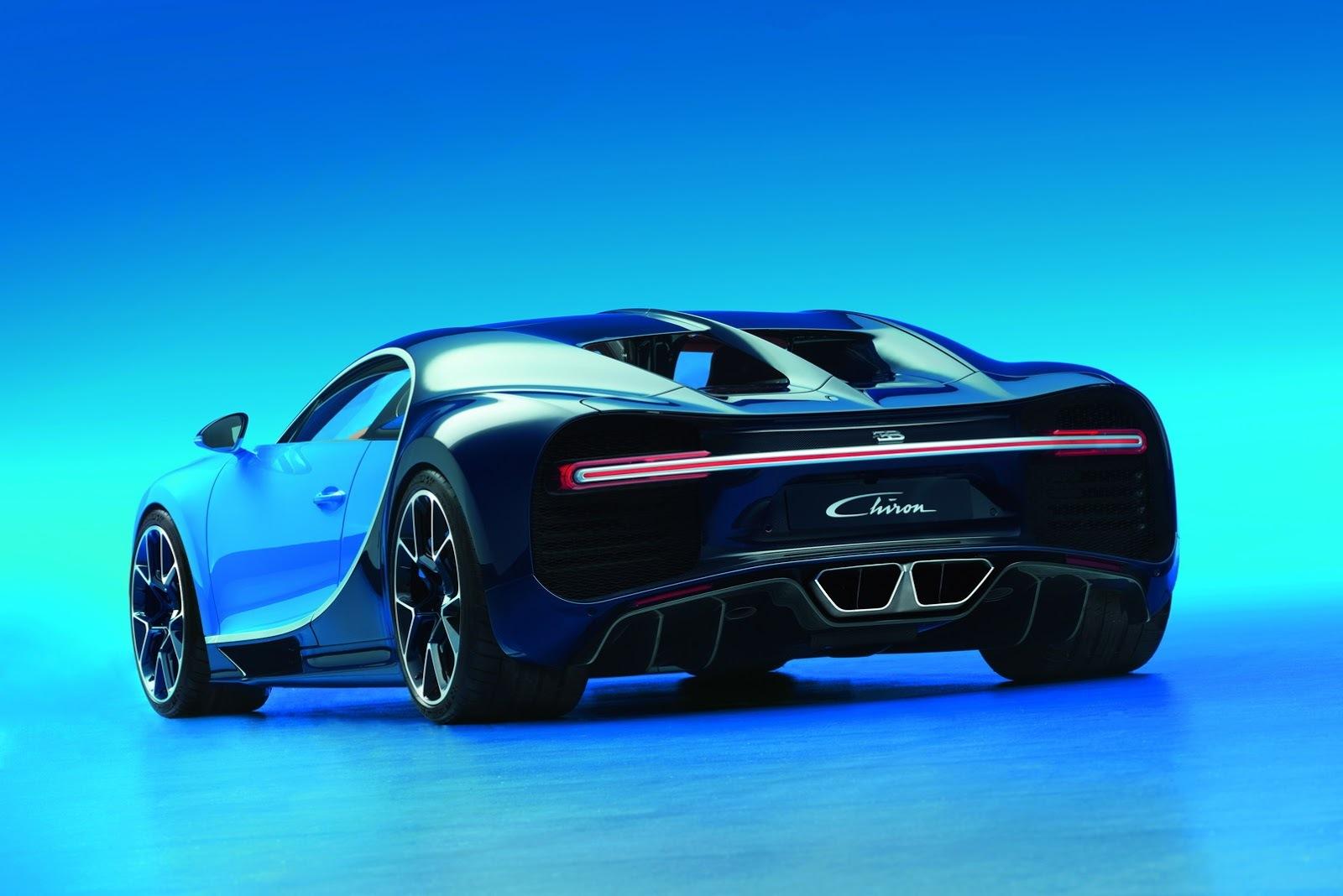Foto de Bugatti Chiron (5/77)