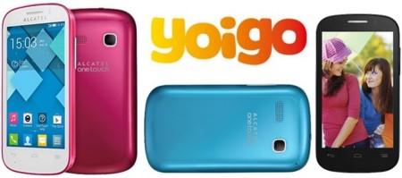 Precios Alcatel OT POP C3 con Yoigo