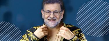 El trap de Rajoy es lo que pasa cuando combinas a Christian Flores, frases de Rajoy y nuestro reto