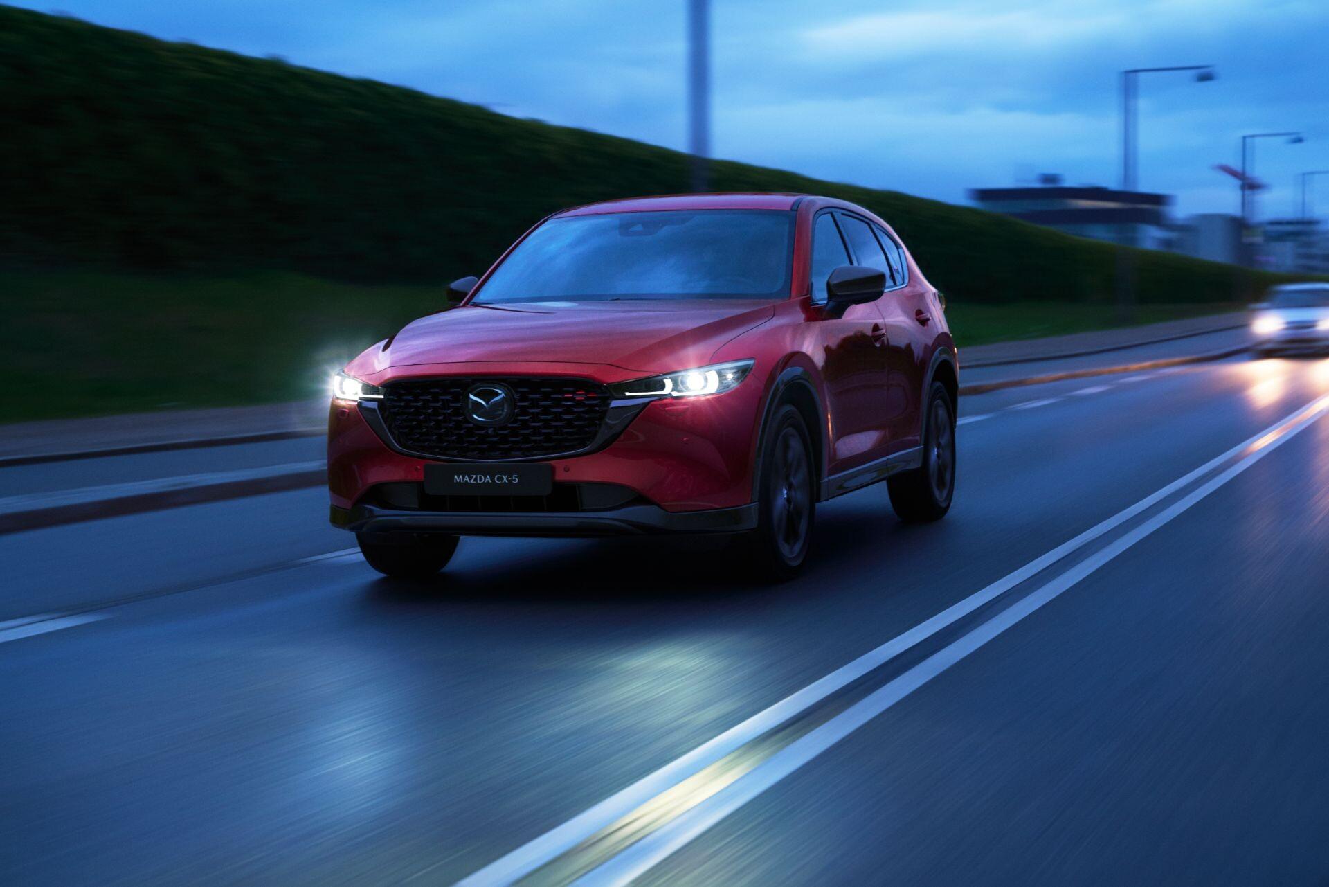 Foto de Mazda CX-5 2022 (15/29)
