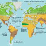 Así quedará el mundo cuando las temperaturas hayan ascendido hasta 4º C por encima de la media