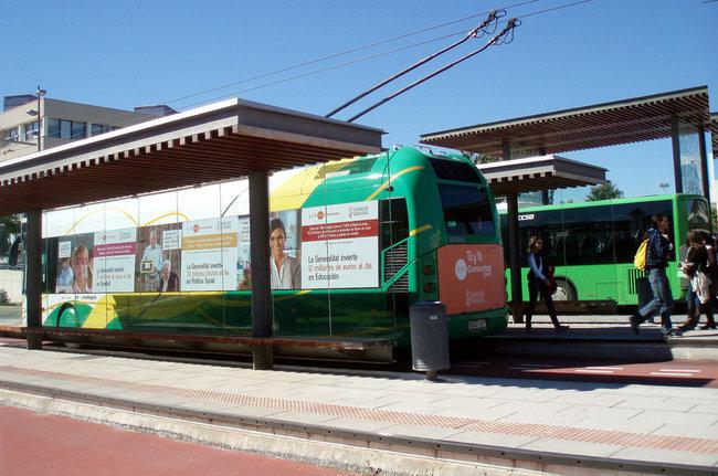 TRAM Castellón