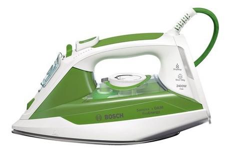 Oferta flash en la plancha de vapor Bosch Sensixx'X Da30 Proenergy: hasta medianoche cuesta 34,50 euros en Amazon con envío gratis