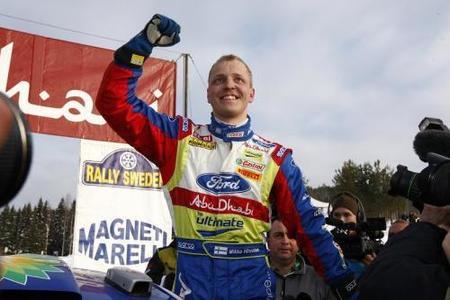 Lo mejor y lo peor del Rally de Suecia