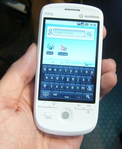 Htc Magic Android 1 6