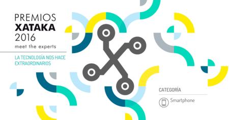 Mejores smartphones: vota en los Premios Xataka 2016