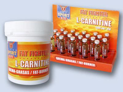 Tomar L-carnitina no te hará perder la barriga