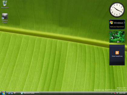 Rumor: Primeras imágenes de Windows 7