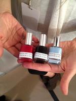 Óscar de la Renta se lanza a los esmaltes de uñas