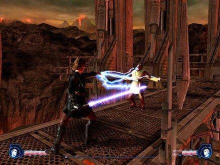 La venganza de los Sith: el videojuego