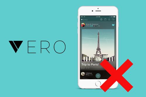 #DeleteVero, la campaña que anima a abandonar la red social del momento por el pasado de su fundador