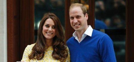 Charlotte Elizabeth Diana, así se llama la nueva princesita de William y Kate