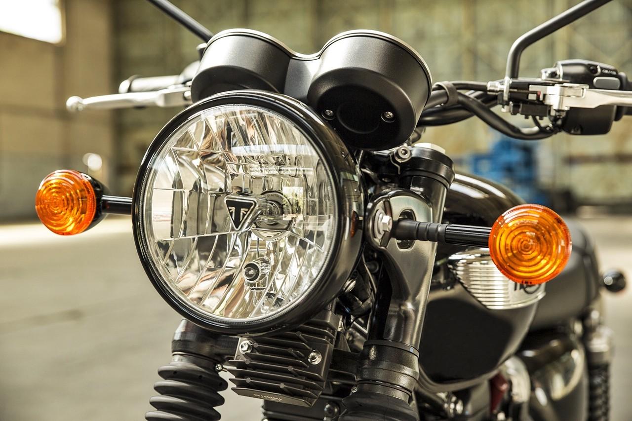 Foto de Triumph Bonneville T100 y T100 Black y Triumph Street Cup (41/50)