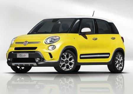 Fiat 500L Trekking, precios en España