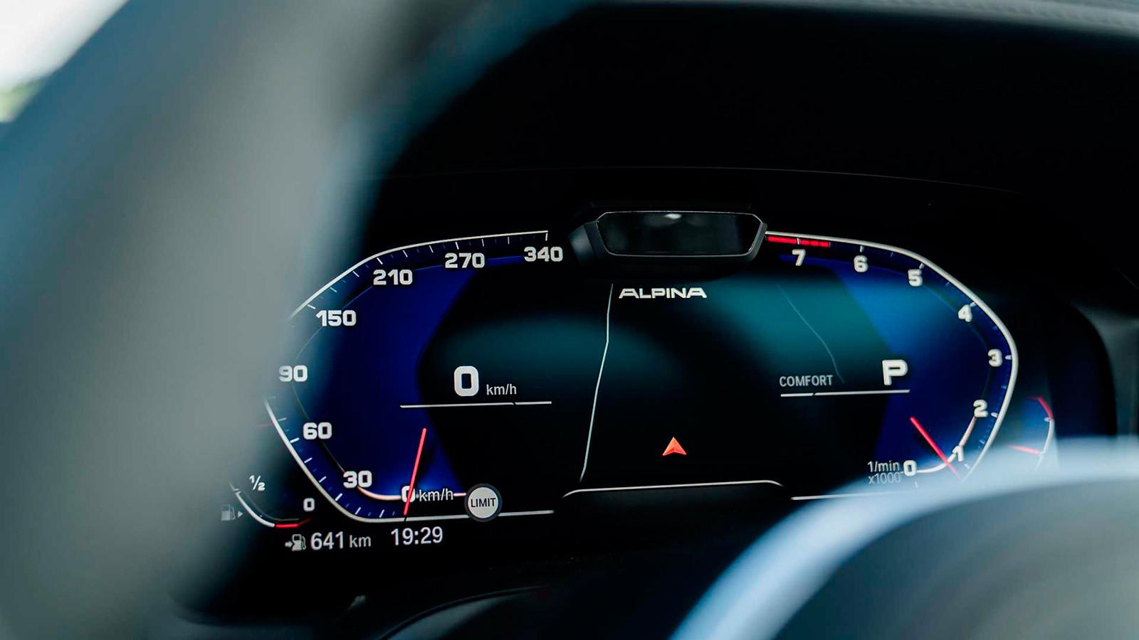 Foto de Alpina B3 Touring 2020 (12/14)