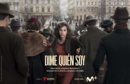 Nuevo tráiler de 'Dime quién soy': Movistar+ anuncia la fecha de estreno de la ambiciosa adaptación de la novela de Julia Navarro