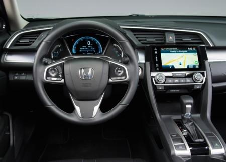 Honda Civic Sedan 2016 3