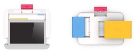 Infinity un Tablet-PC modular para brindar acceso a la tecnología a niños de escasos recursos