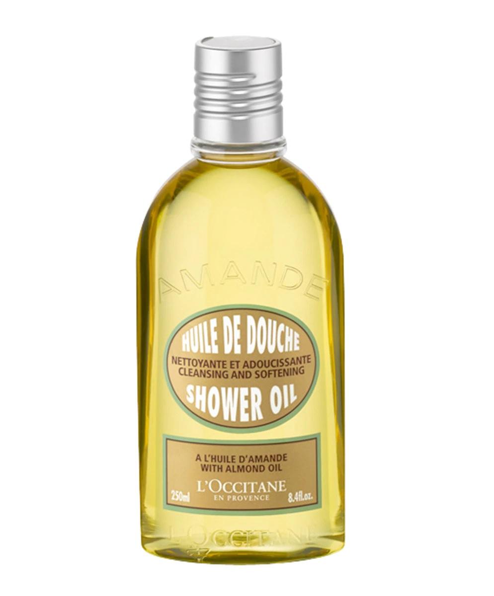 Aceite de almendras hidratante de ducha de L'Occitane