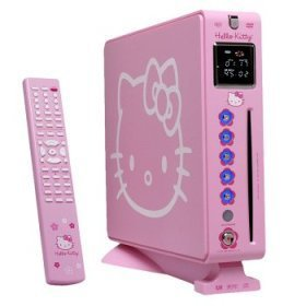 Reproductor de DVD de Hello Kitty