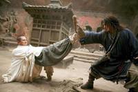 'El reino prohibido', Jet Li y Jackie Chan nos llevan décadas atrás