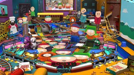 Dos mesas de Pinball basadas en South Park llegarán a Zen Pinball 2