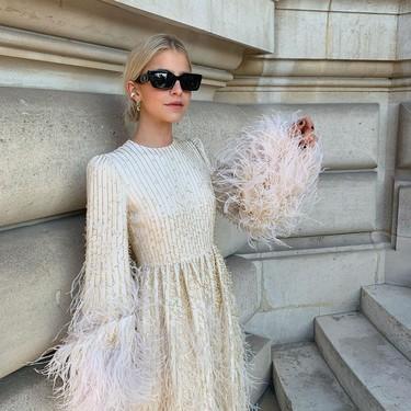 Puedes lograr un look de novia con prendas prêt-à-porter, y estas tres propuestas nos lo demuestran