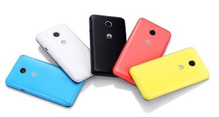 Huawei Ascend Y330, toda la información