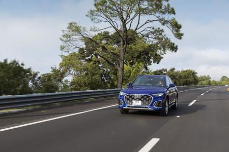 Audi A5 Sportback primer vistazo, prueba, opiniones México  9
