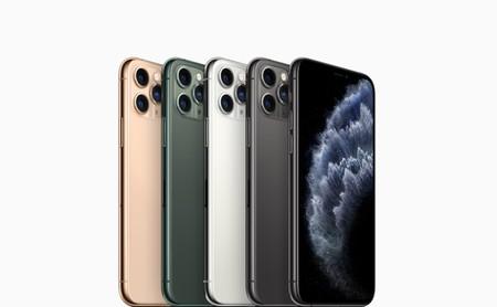 iPhone 11 Pro y iPhone 11 Pro Max: triple cámara y potencia bruta para el smartphone más profesional de la historia de Apple
