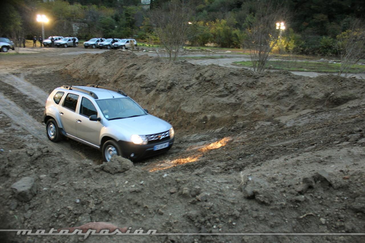 Foto de Dacia Duster 2014 - presentación (14/59)