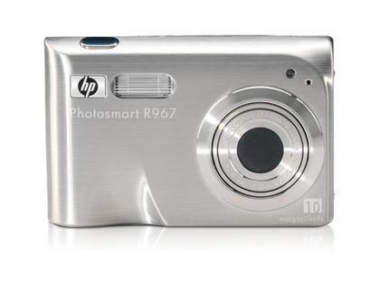 HP Photosmart R967, 10 Megapíxeles y van...