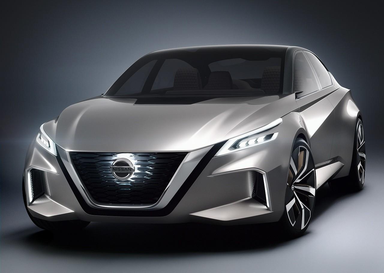 Foto de Nissan Vmotion 2.0 Concept (10/13)
