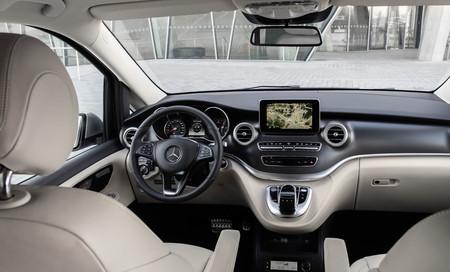 Mercedes-Benz Marco Polo salpicadero