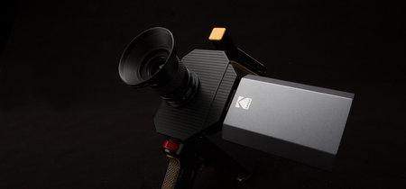 La mítica cámara Super 8 de Kodak se prepara para resurgir de entre las cenizas... resurgimiento que no será nada barato