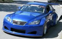 Lexus GTF, el IS-F nacido para la competición