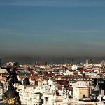 Madrid amanece en escenario 1 por alta contaminación, con nuevo protocolo y una huelga de metro