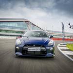 Nissan GT-R dron: de 0 a 100 km/h en 1,3 segundos