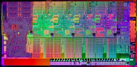 Intel Sandy Bridge die