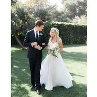 Un no parar de bodas: ahora Ashley Tisdale