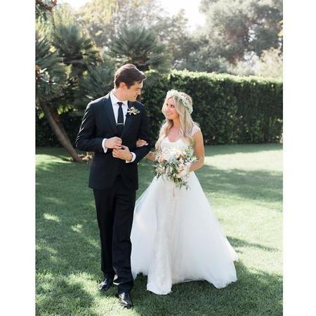 Un no parar de bodas: ahora Ashley Tisdale