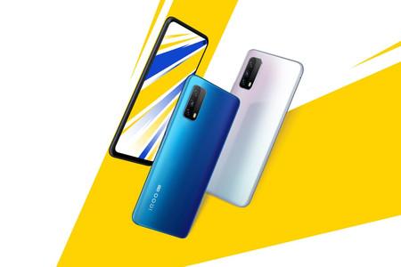 Vivo IQOO Z1X: un nuevo móvil 5G barato con Snapdragon 765G y pantalla a 120 Hz