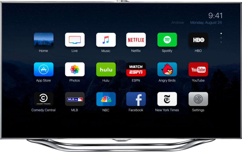 Apple Tv Concept 02