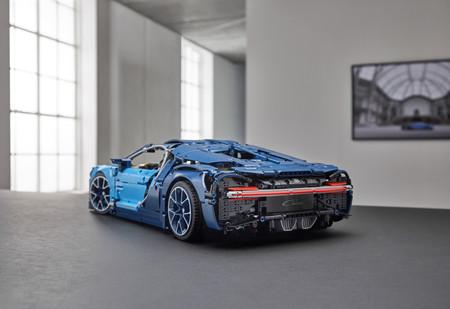 Bugatti Chiron By Lego Technic 8