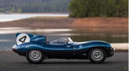 ¿Qué precio le pondrías al Jaguar D-Type que ganó Le Mans en 1956? Una pista, al menos 13 mdd
